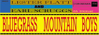 BLUEGRASS MOUNTAIN BOYS ファンの掲示板